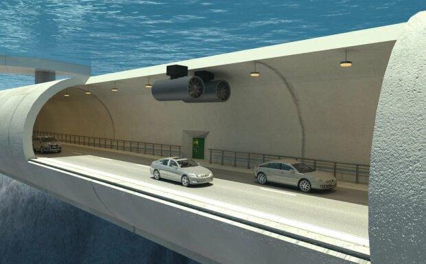 Unter Wasser oder in der Höhe: So sehen einige der ungewöhnlichsten Tunnel der Welt aus