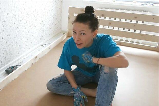 Unternehmungslustige und kreative Mama. Quelle: Screenshot YouTube