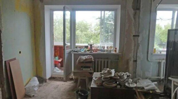 Eine Frau verwandelte ihre winzige Wohnung in ein luxuriöses Zuhause: wie sieht sie jetzt aus
