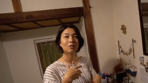 Kate Hashimoto. Quelle:Screenshot YouTube