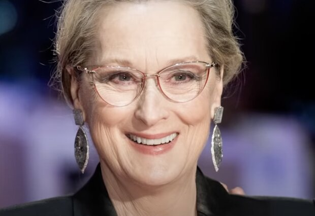Meryl Streep. Quelle: Screenshot YouTube