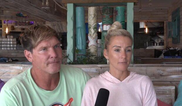 Peggy und Steff. Quelle: YouTube Screenshot