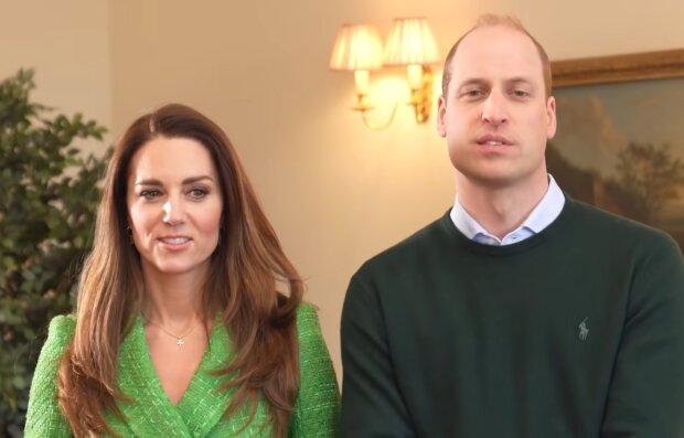Kate und William. Quelle: YouTube Screenshot