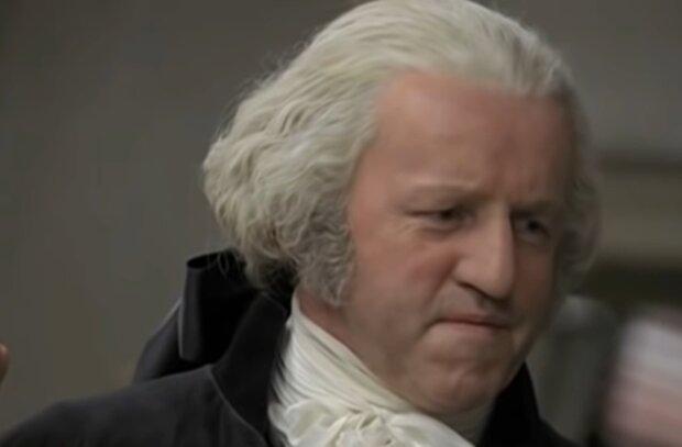George Washington. Quelle: YouTube Screenshot