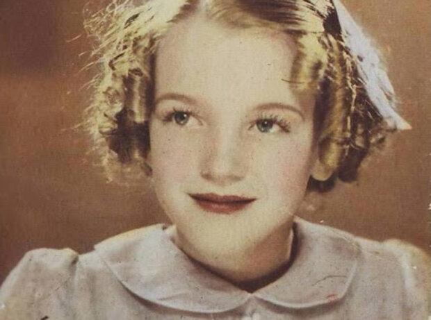 Wie kleine Norma Jeane aussah, bevor sie Marilyn Monroe wurde