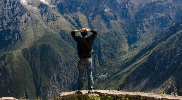Ein Tourist. Quelle: peopletalk