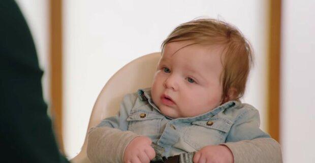 Das Baby. Quelle: Youtube Screenshot