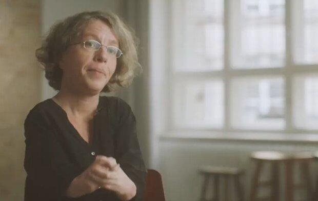 Katrin Langensiepen. Quelle: YouTube Screenshot