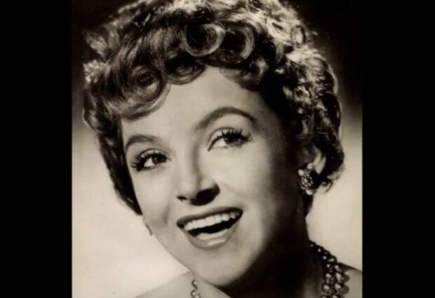 Wundervolle Schauspielerin wird in Erinnerung bleiben. Quelle: Screenshot YouTube