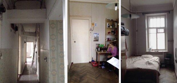 Alte Wohnung. Quelle: Screenshot YouTube