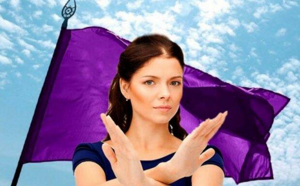 Es wurde bekannt, warum Violett auf Länderflaggen nicht verwendet wurde