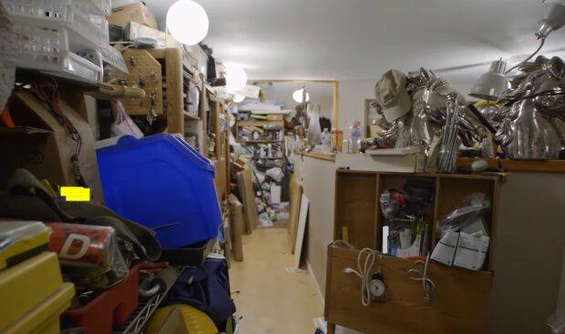 Alte Wohnung. Quelle: YouTube Screenshot