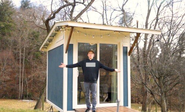 Spielzeughaus. Quelle: YouTube Screenshot