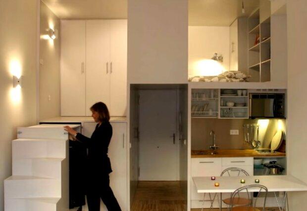 Minimalistisches Design. Quelle: Screenshot YouTube