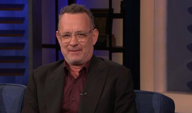 Tom Hanks. Quelle: YouTube Screenshot
