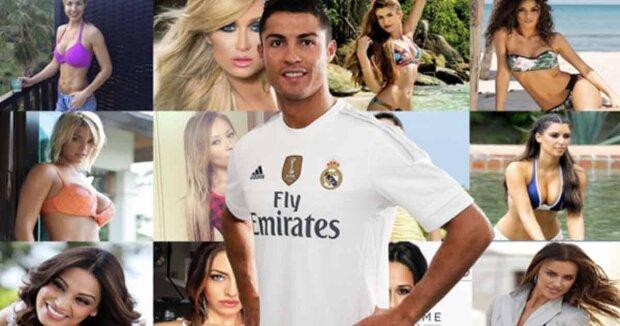Von Kim Kardashian bis Paris Hilton: Frauen, die Cristiano Ronaldo getroffen hat