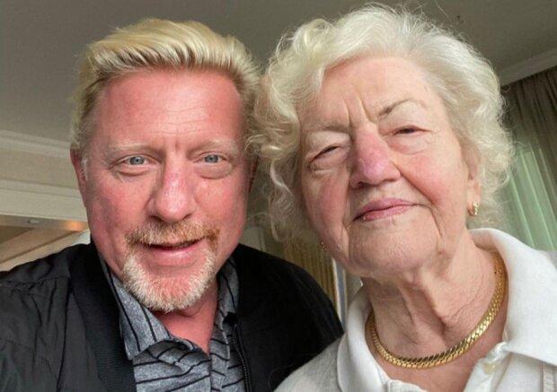 Warum der berühmte Tennisspieler Boris Becker beschloss, die Villa mit seiner Mutter zu verkaufen