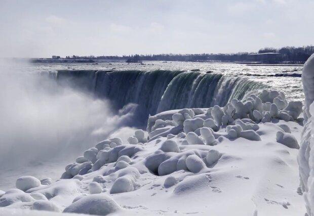 Niagarafälle. Quelle: Screenshot Youtube