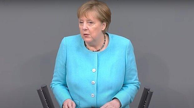 Angela Merkel. Quelle: YouTube Screenshot