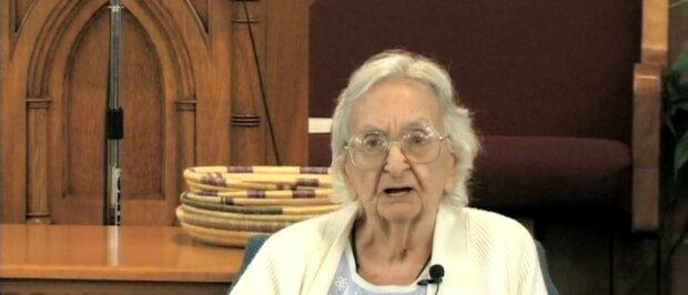 Mehr als 20 Tausend Euro an Spenden sammelte eine 97-jährige deutsche Frau, indem sie versprach, 100 km mit einer Gehhilfe zu laufen, Details