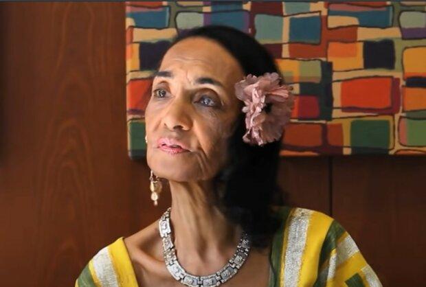Schönheit und Anmut unabhängig vom Alter. Quelle: Screenshot YouTube