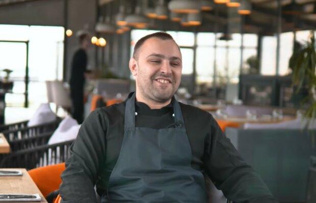 Ein unvergessliches Erlebnis in der Karriere eines Küchenchefs. Quelle: Screenshot YouTube