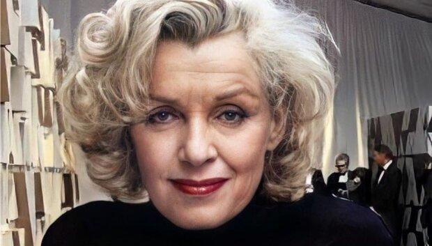 Wie würde Marilyn Monroe jetzt aussehen. Quelle: kanobu.com