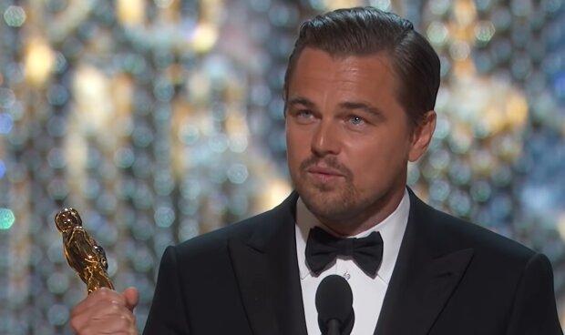 Leonardo DiCaprio. Quelle: YouTube Screenshot