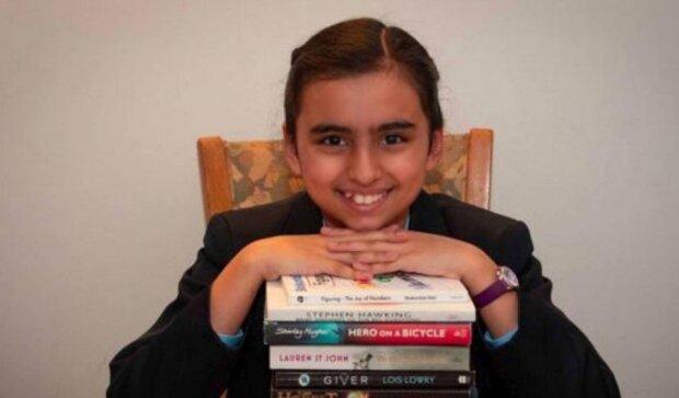 Freya Mangotra: ein Mädchen mit dem IQ höher als bei Einstein