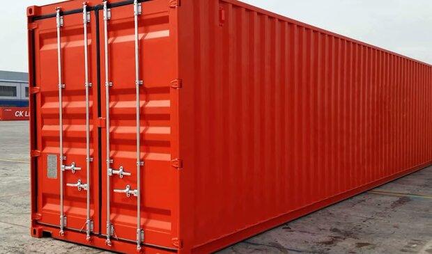 Ungewönliches Haus aus Container. Quelle: Screenshot YouTube