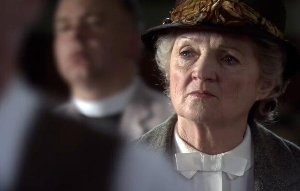 Agatha Christie. Quelle: YouTube Screenshot