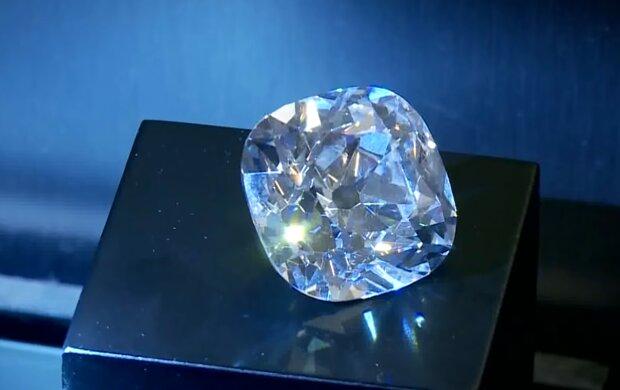 KOH-I-NOOR-Diamant. Quelle: YouTube Screenshot