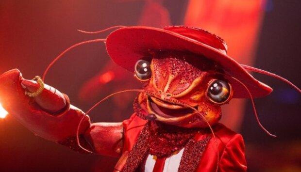 """Show """"Maskierter Sänger"""": Es wurde bekannt, wer sich hinter dem Hummeranzug versteckte"""