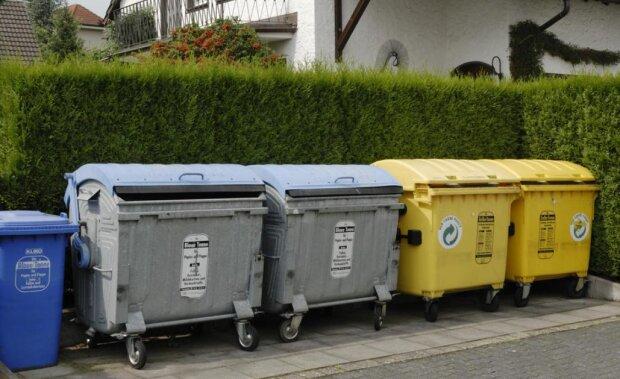Der Mann beschloss, den Müll rauszubringen und warf 30 000 Euro weg