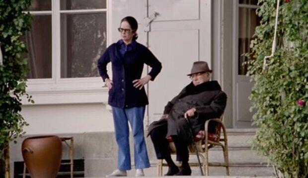Charlie Chaplin and Oona O'neill. Quelle: YouTube Screenshot