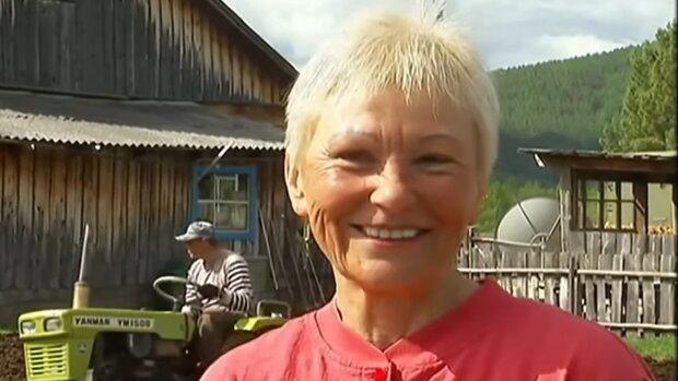 Wie eine deutsche Frau in die sibirische Taiga zog und dort die Liebe fand