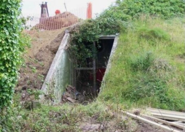 Eine Frau sah eine Anzeige für einen alten Bunker, der zum Verkauf stand, und beschloss, dass er ihr Zuhause werden würde