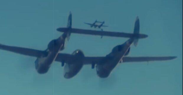 B-17 . Quelle: YouTube Screenshot