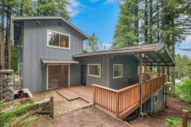 Haus steht für $999.000 zum Verkauf: Die Besitzer wurden kreativ mit den Angebotsfotos