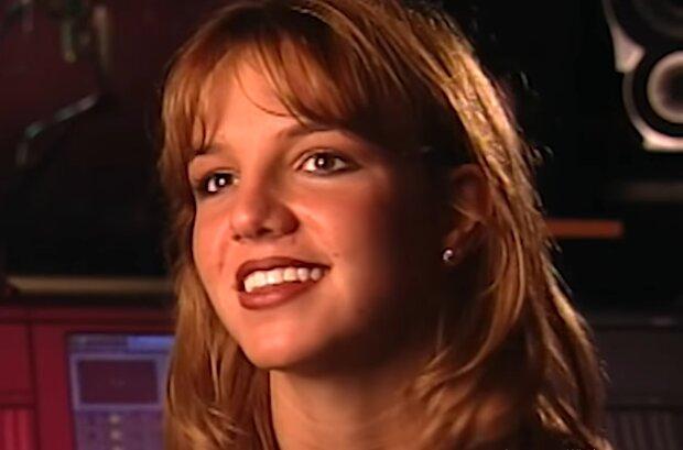 Britney Spears. Quelle: YouTube Screenshot