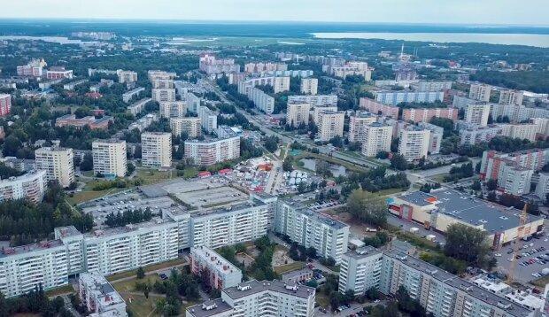 Ozersk. Quelle:  YouTube Screenshot