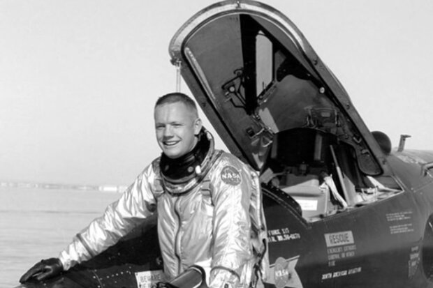 Neil Armstrong. Quelle: Screenshot Youtube