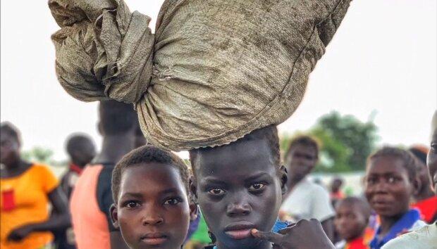 Die Frau aus Kongo. Quelle: Screenshot YouTube