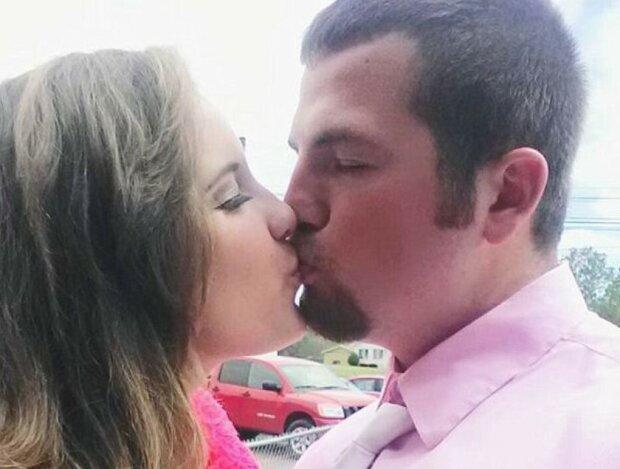 Wilde Frau Geht An Ihrem Hochzeitstag Fremd
