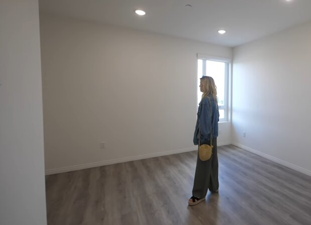 Ein leeres Haus. Quelle: YouTube Screenshot