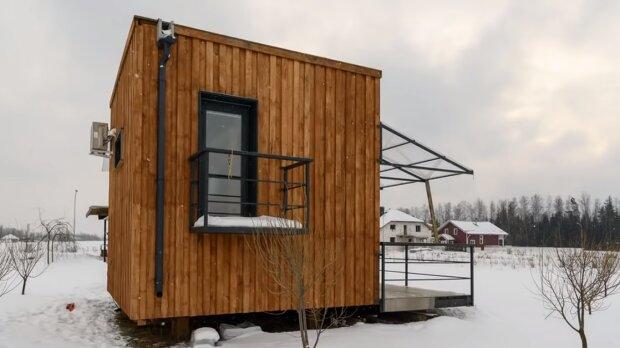 Kleines Zuhause. Quelle: Screenshot YouTube