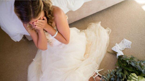 Die Braut bereitete sich sieben Monate lang darauf vor, einen Mann zu heiraten, der keine Ahnung davon hatte