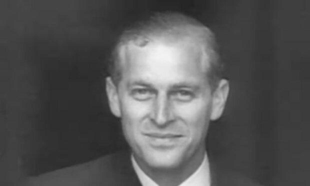 Prince Philip. Quelle: Youtube Screenshot