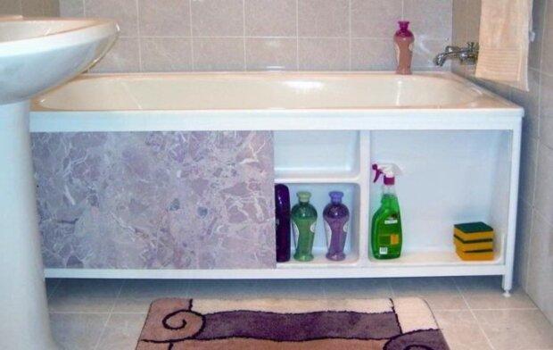Kleines Badezimmer: wie man den Raum während der Reparatur verbreitet