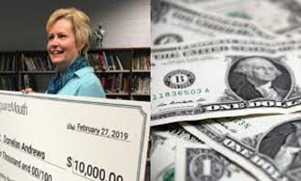 Wie eine Frau den kleingedruckten Text in Verträgen las und 10.000 Dollar gewann